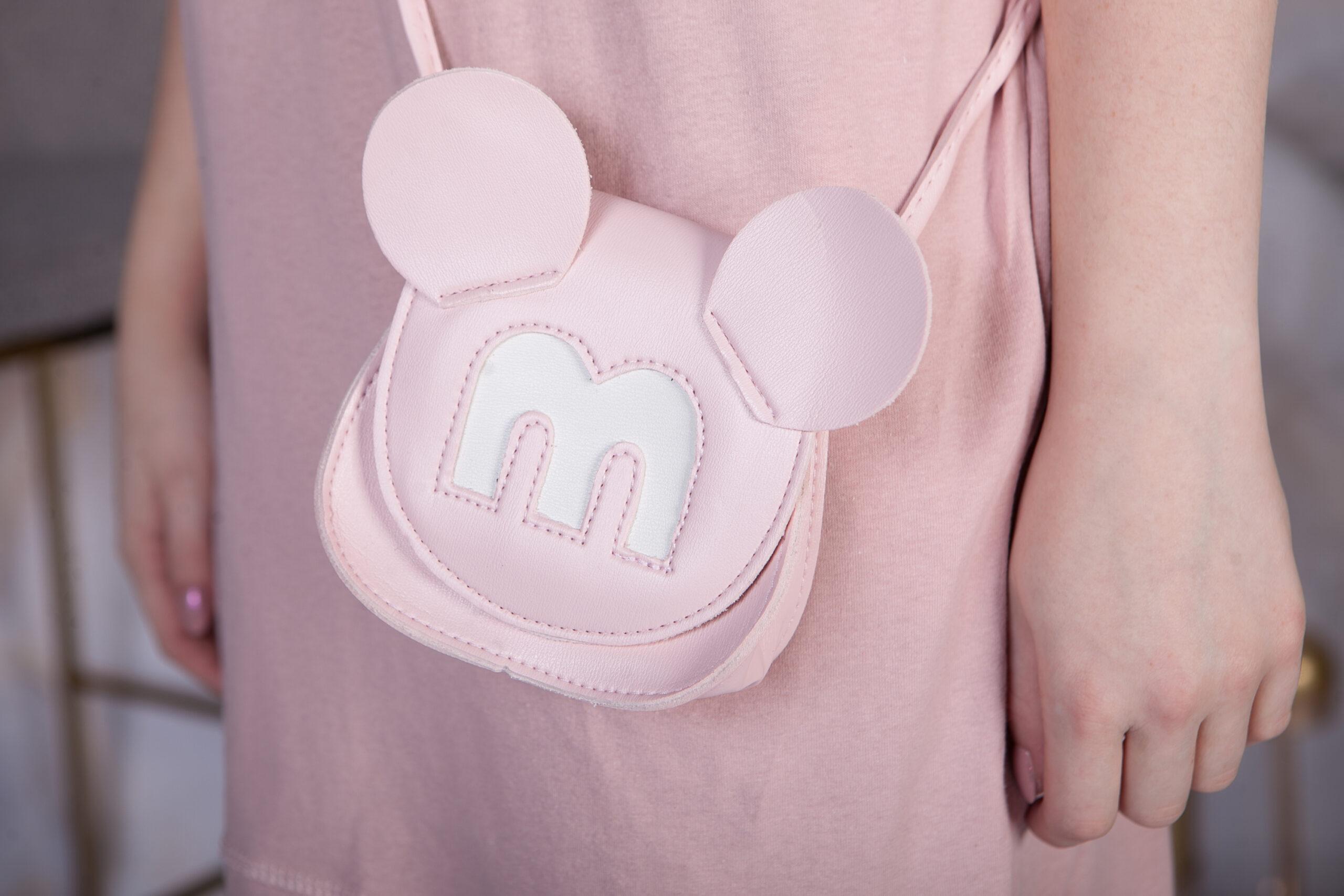 Mini torebka Mickey Mouse