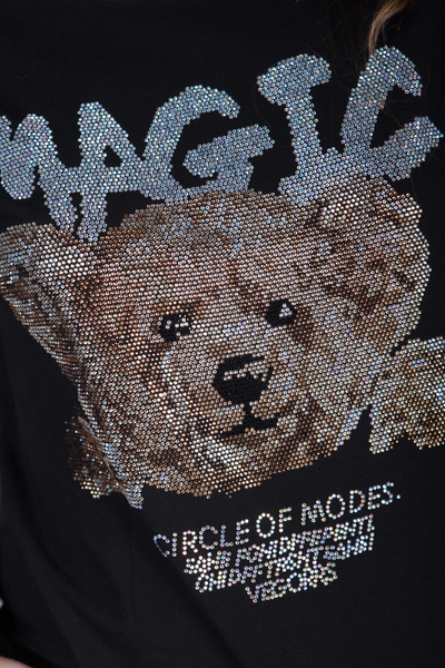 T-SHIRT MAGIC TEDY BEAR